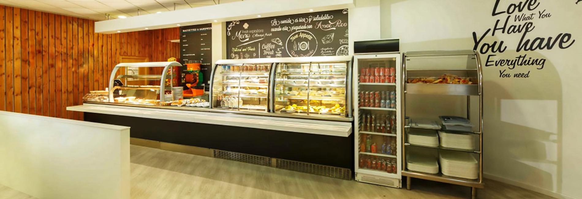 SERVICIOS RETAIL & GESTIÓN DE CAFETERÍAS | SASMI PERÚ